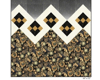 Backsight Quilt Pattern