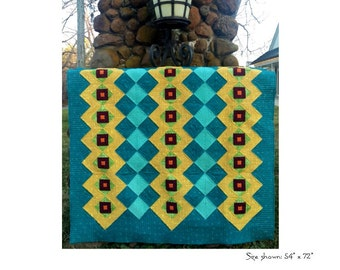 Diamondback Quilt Pattern