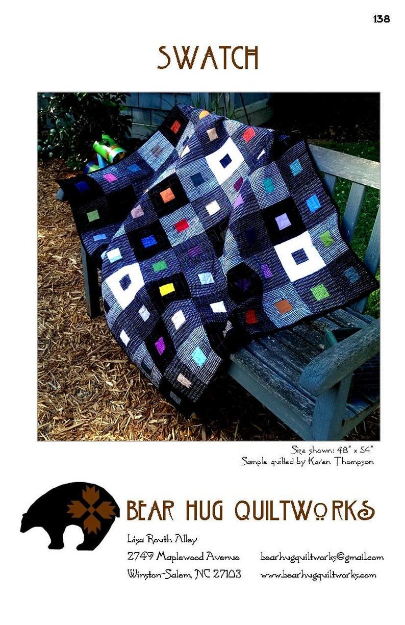 Swatch Quilt Pattern image 0