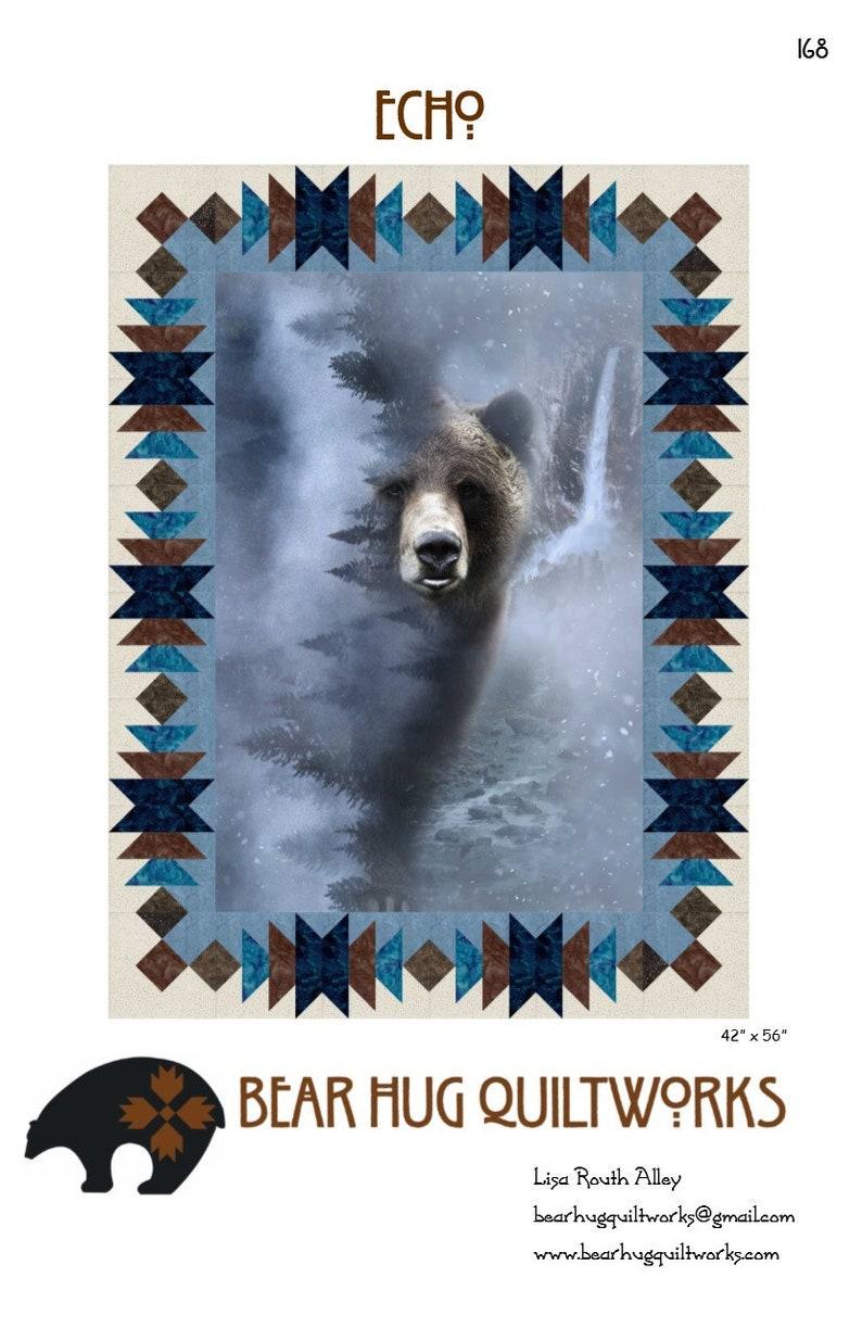 Echo Quilt Pattern image 0