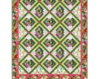 Flashback Quilt Pattern