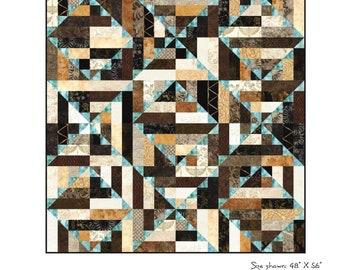 Driftwood Quilt Pattern