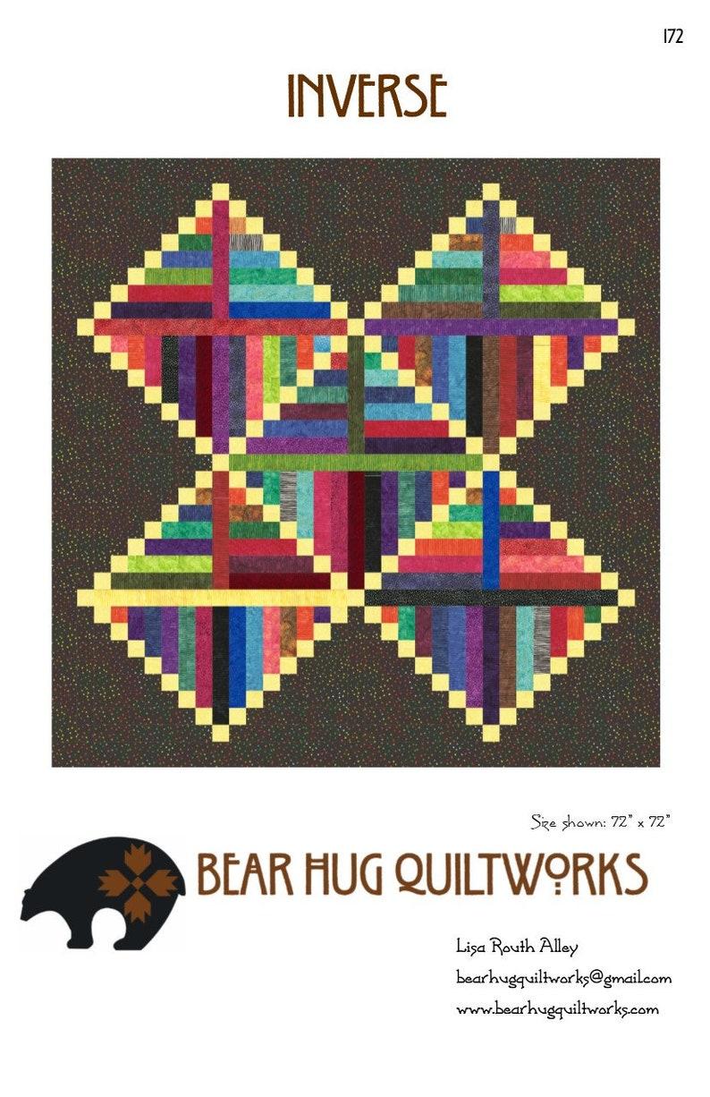 Inverse Quilt Pattern image 1