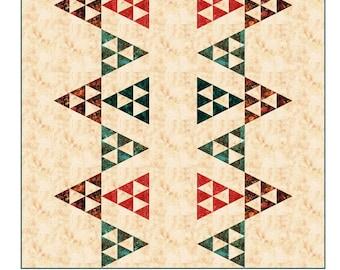 Wanderer Quilt Pattern