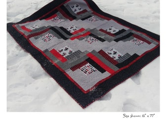 Cozy Up Quilt Pattern