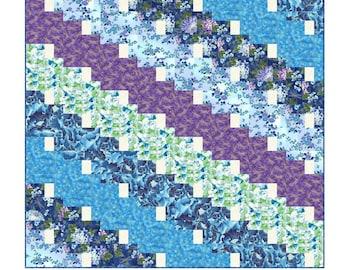 Ridgewalk Quilt Pattern