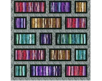 Loggia Quilt Pattern