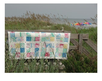 The Kwad Quilt Pattern