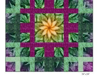 Thruway Quilt Pattern