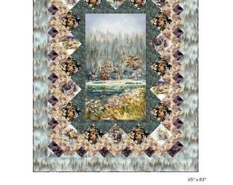 Walden Quilt Pattern