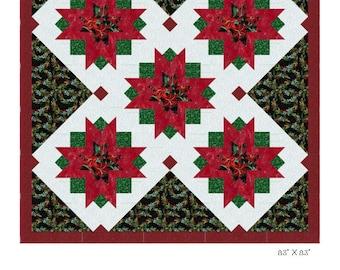 Tidings Quilt Pattern