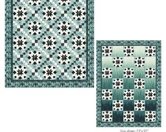 Salem Stars Quilt Pattern