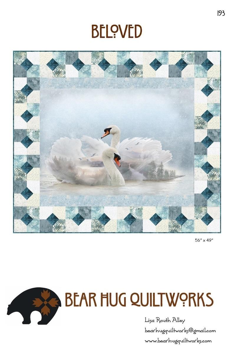Beloved Quilt Pattern image 0