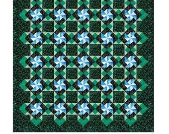 Noreaster Quilt Pattern
