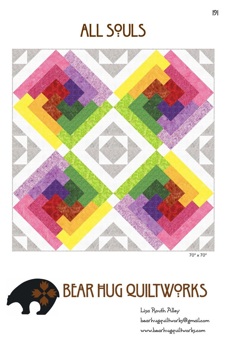 All Souls Quilt Pattern image 0