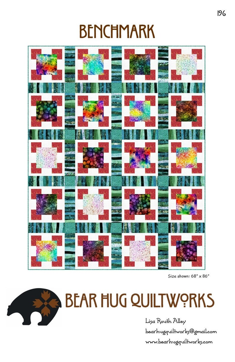Benchmark Quilt Pattern image 0