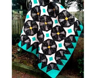 Metronome Quilt Pattern