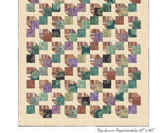 Office Party Quilt Pattern