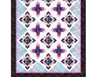 Quartzite Quilt Pattern