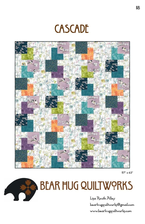 Cascade Quilt Pattern image 0
