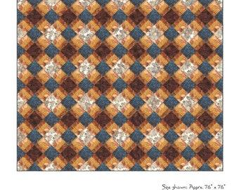 Dawson Ave Quilt Pattern