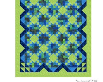 Brownstone Quilt Pattern