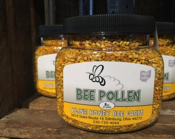 Honey Bee Pollen   All natural collected, harvested right on the farm.