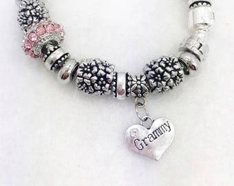 Grammy Charm Bracelet