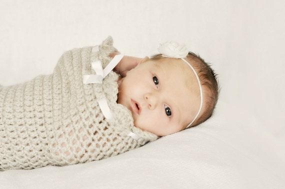 Häkeln Neugeborenen Cocoon Neugeborene Foto Prop Häkeln Etsy