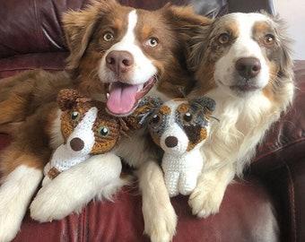 Custom Dog Plush - Dog Lover Gift - Gift for Dog Owner - Personalized Dog Gift - Custom Dog Art - Dog Memorial Gift - Father's Day Gift