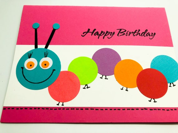 Excellent Kid Birthday Cards Etsy Personalised Birthday Cards Paralily Jamesorg