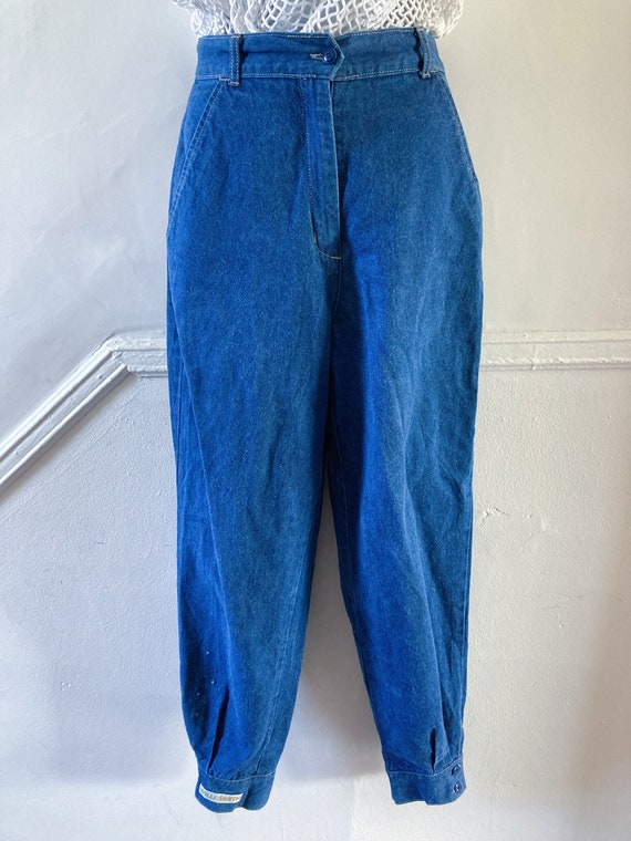 1980s Designer Jeans by Willi Smith the Inventor o