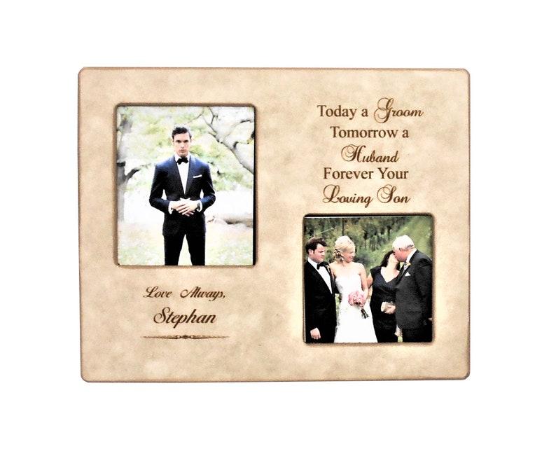 9c18413cf8df WEDDING GIFT Dad-Groom Gift to Mom-Mother of the Groom Gift