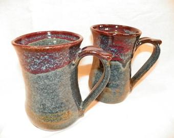 Azurite Blue Mug 12oz