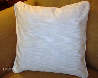 Moire Pillow Cover