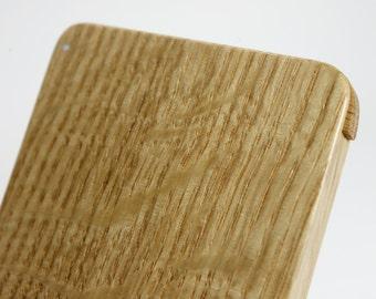 Wood Business Card Case (White Oak)