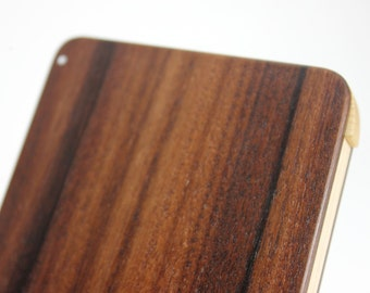 Wood Business Card Holder (Pau Ferro)