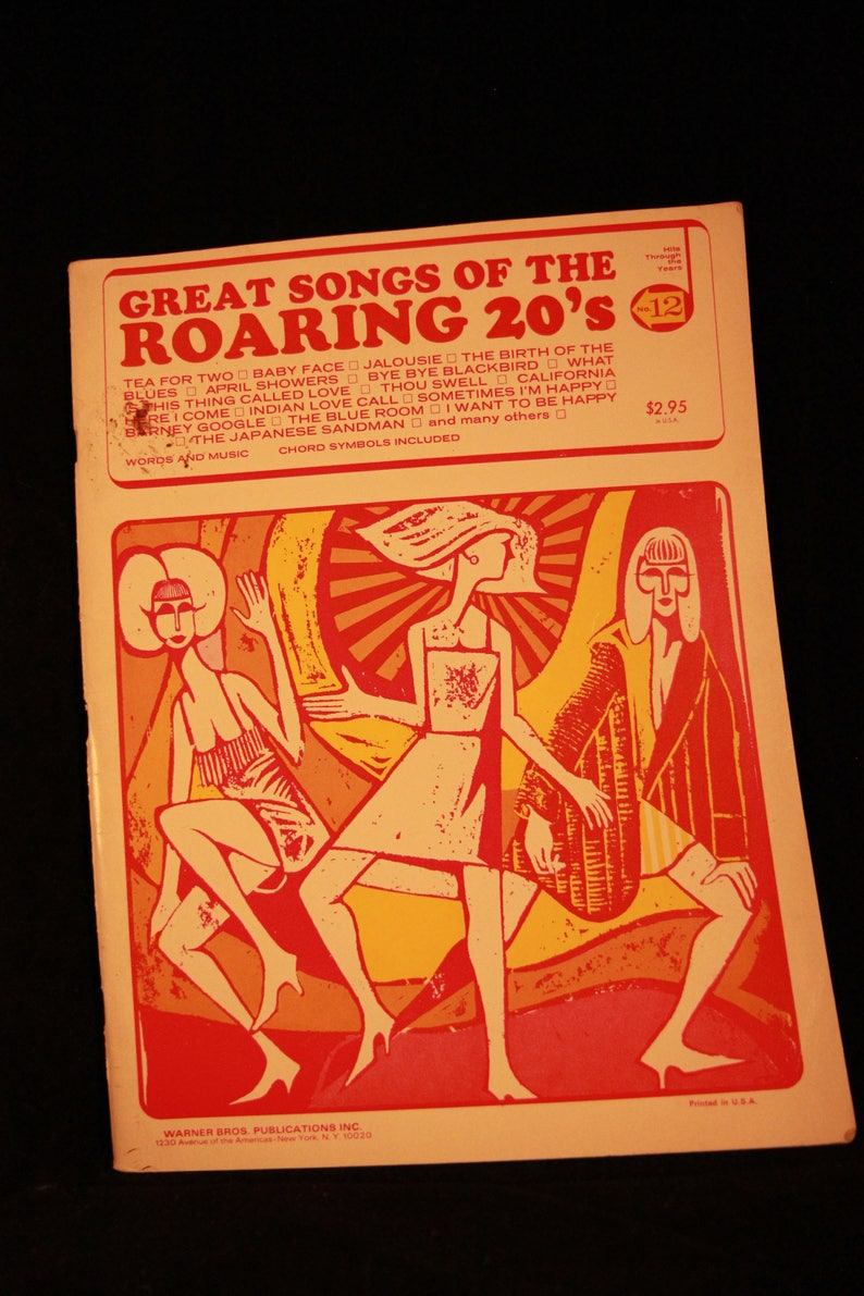 Great Songs of the Roaring 20s by Warner Brothers
