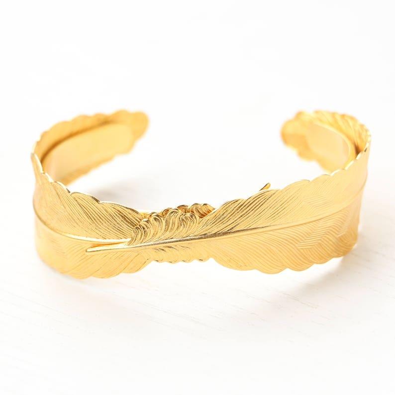 Greek Goddess Gold Leaf Bracelet Bridal Laurel Leaf Handcuff Shackle Roman Princess Bride Bangle Sweet16 Birthday Prom Vine Cuff Wristlet