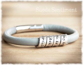 Long Distance Friendship • Best Friend Bracelet • Birthday Gift For Friend • Womens Anniversary • Womens Graduation