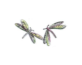 Dragonfly logo   Etsy
