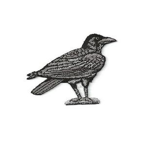 The Protector  Raven  Crow  Salis Spiritus Tote Bag