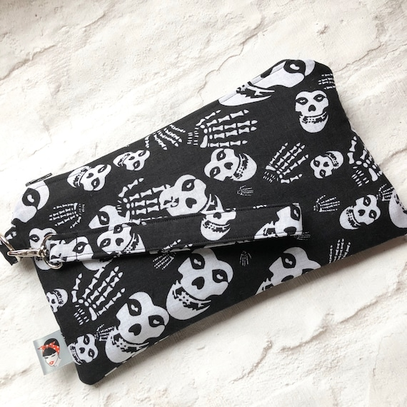 Misfits Inspired Clutch Bag