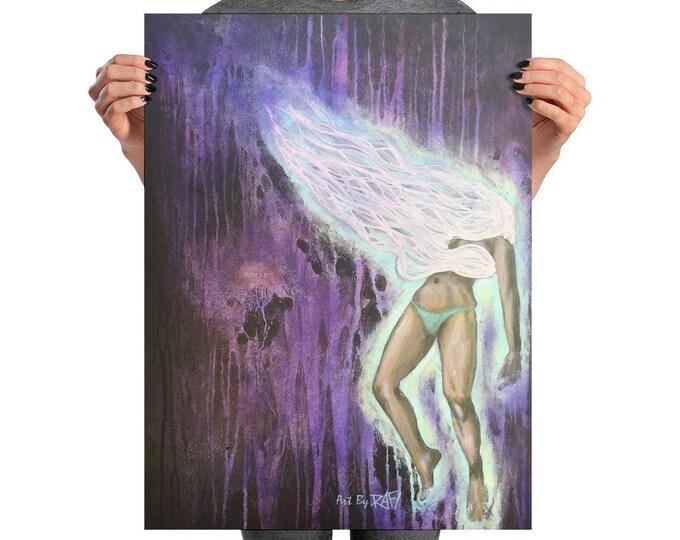 The Dream Photo Art Poster Design By Rafi Perez