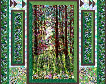 Sidelights quilt pattern. Download copy.