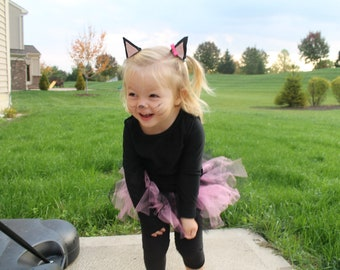 Cat costume-Toddler and Infant Cat Costume- Toddler Costume- Infant Halloween Costume- Newborn Costume- Girls Costume- Hello Kitty  sc 1 st  Etsy & Cat costume | Etsy