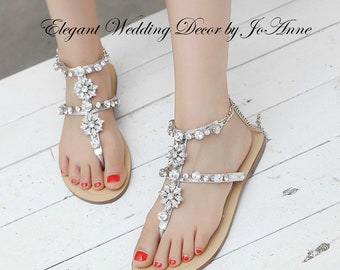9c3ebb21a1dd42 Jeweled sandals