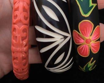 Bohemian Bangle Bracelets