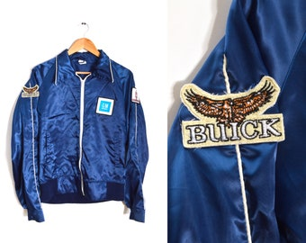 Vintage 90s Ford Racing Satin Bomber Jacket And To Have A Long Life. Men's Clothing Clothing, Shoes, Accessories
