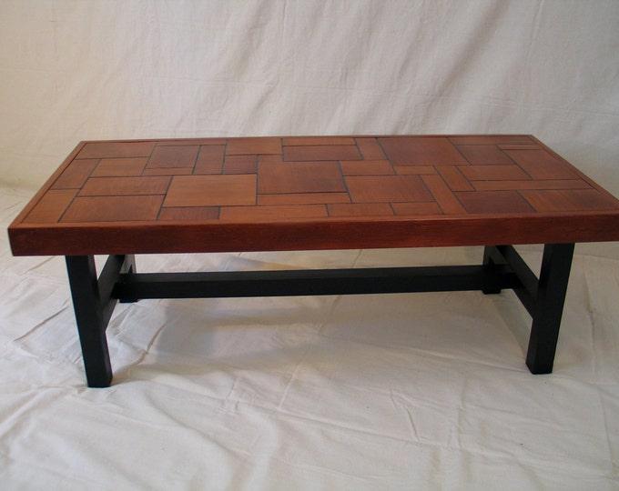 Coffee Table, Minimalist, Wood
